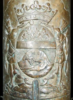 cannon coat-of-arms