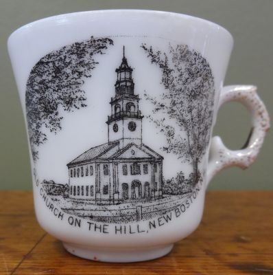 Church on the Hill cup