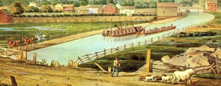 Erie Canal 1829