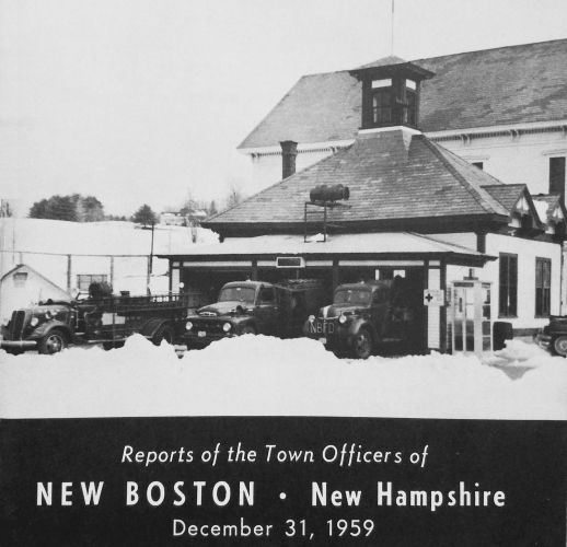 1959 Town report