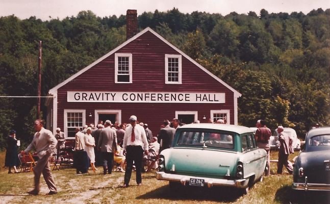 Gravity Conference Hall
