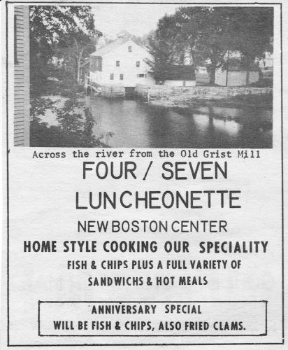 FourSevenLuncheonette-June1963